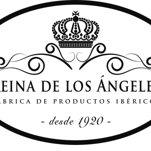 Logotipo reina de los angeles