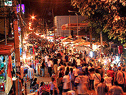 chiang-mai-night-market Chiang Mai night market