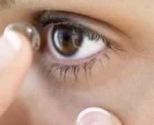 contact lens ar