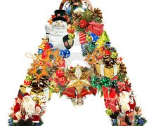 letter-christmas-decoration-7287329