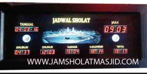 harga jam digital masjid di jakarta selatan