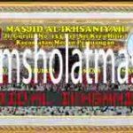 penjual jam jadwal sholat digital masjid running text di Kranji bekasi