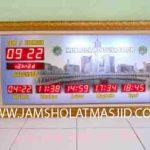 jual jam dinding digital untuk masjid di bogor utara