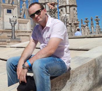 "Dominik Kwolek ""DJ Domo"" – The Blues Mix Master"
