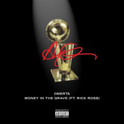 drake announces omerta and money in the grave