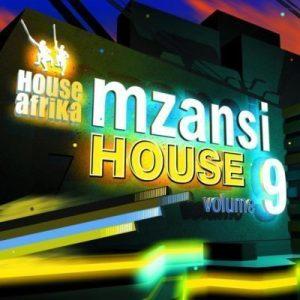 ALBUM: House Afrika - Mzansi House Vol. 9 (!Sooks – Symmetry)
