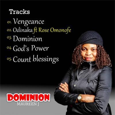 Maureen J - Dominion (EP)
