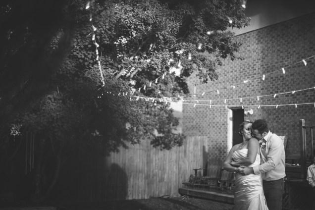 Backyard Wedding, Park City, UT