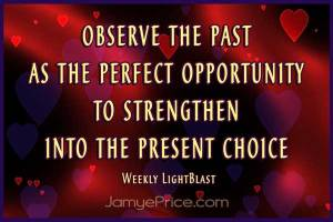 Strengthen from the Past by Jamye Price