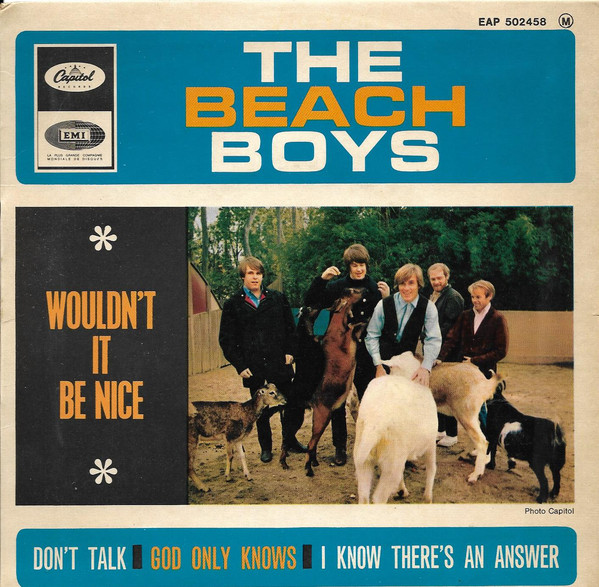 Beach Boys Wouldn't It Be Nice MP3 DOWNLOAD