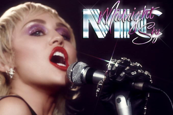 Midnight Sky Miley Cyrus MP3 DOWNLOAD