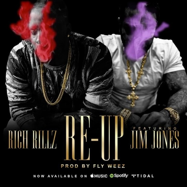 Rich Rillz RE-UP MP3 DOWNLOAD