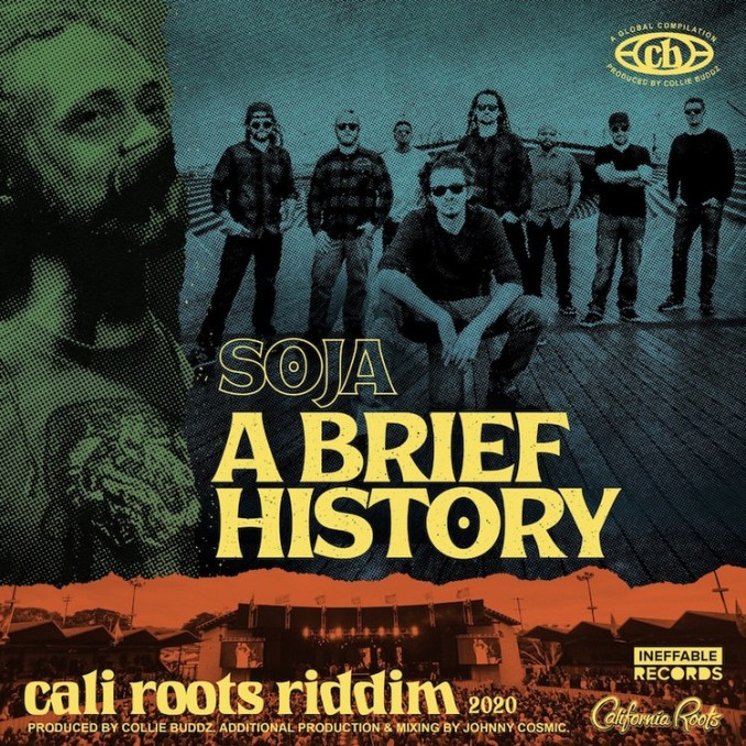 SOJA Things You Can't Control MP3 DOWNLOAD