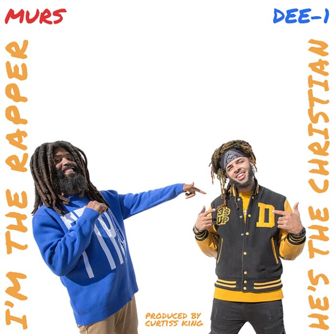 Murs & Dee-1 He's The Christian, I'm The Rapper ZIP DOWNLOAD