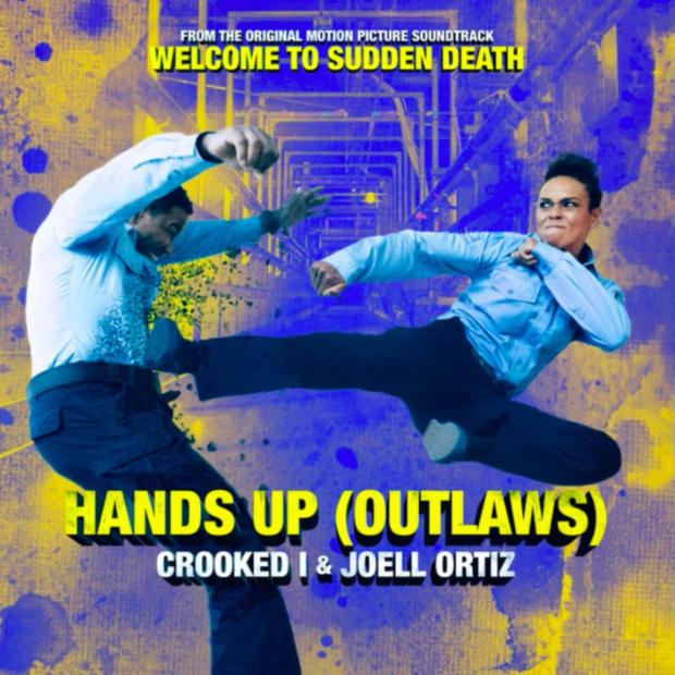 KXNG Crooked & Joell Ortiz Hands Up (Outlaws) MP3 DOWNLOAD