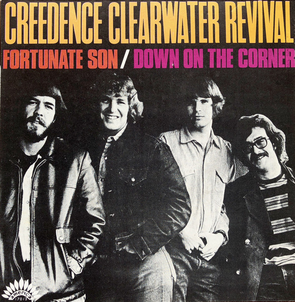 Creedence Clearwater Revival Fortunate Son MP3 DOWNLOAD