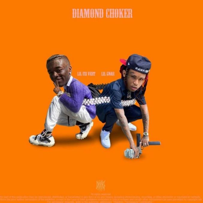 Lil Uzi Vert Diamond Choker MP3 DOWNLOAD