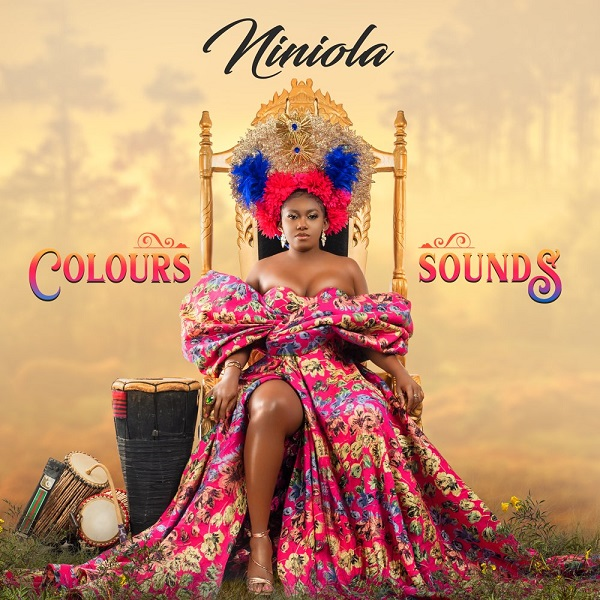 Niniola Colours and Sounds ZIP DOWNLOAD