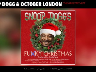 Snoop Dogg & October London The Greatest Gift MP3 DOWNLOAD