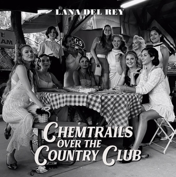 Lana Del Rey Chemtrails Over The Country Club ALBUM ZIP DOWNLOAD