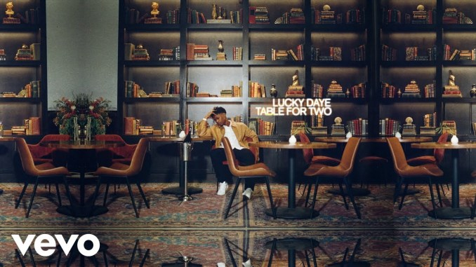 Lucky Daye Table For Two ALBUM ZIP DOWNLOAD