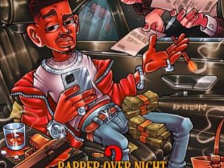 Ralfy The Plug Rapper Overnight 2 ALBUM ZIP DOWNLOAD