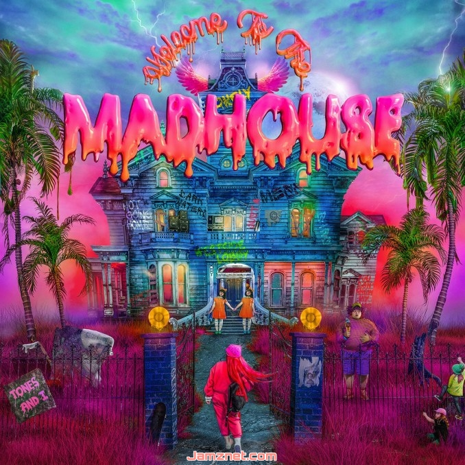 Tones and I Welcome To The Madhouse (Deluxe) ZIP DOWNLOAD