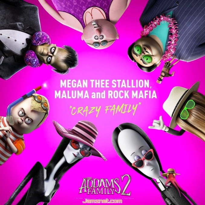 Megan Thee Stallion Crazy Family MP3 DOWNLOAD