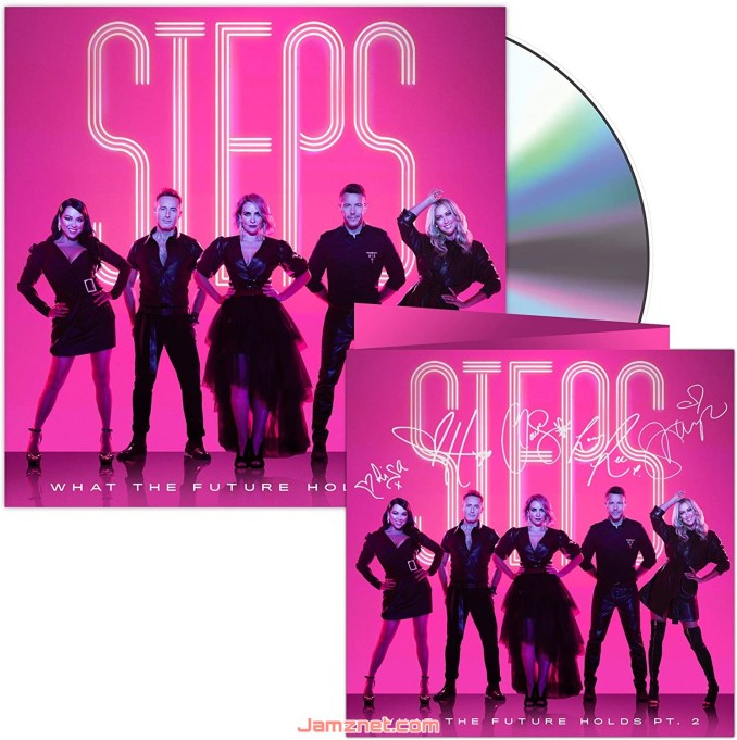 Steps What the Future Holds Pt. 2 ZIP DOWNLOAD