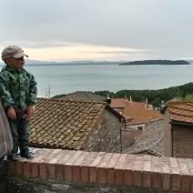am Lago Trasimeno