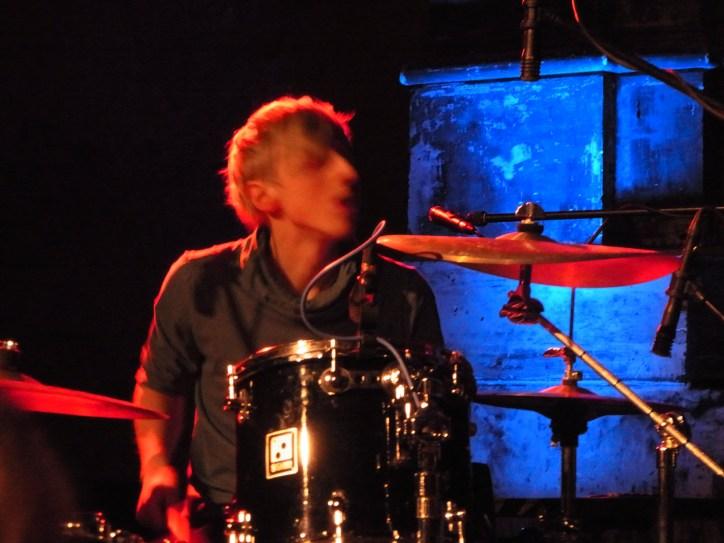 Drummer im UT Connewitz