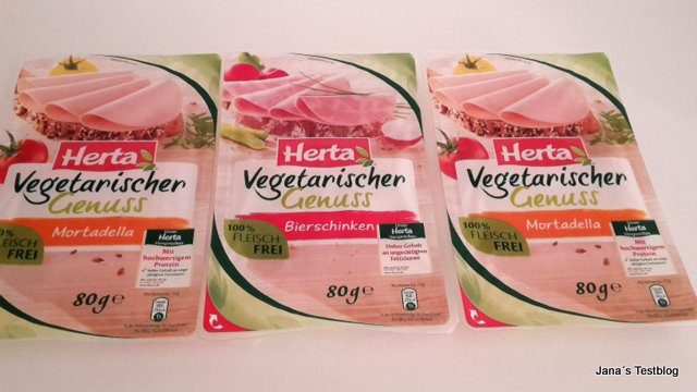 vegetarischer Genuss