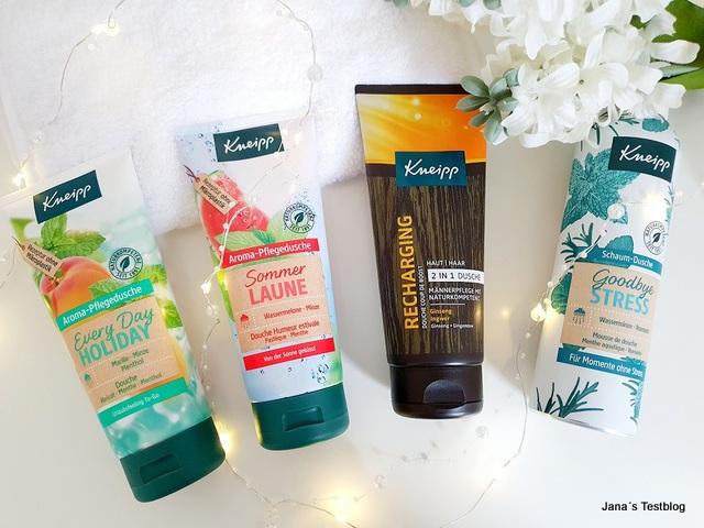 Kneipp – Frühlingserwachen mit Neuheiten aus dem Duschbereich