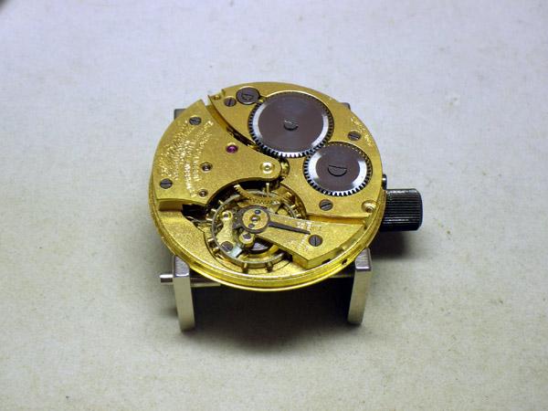 J.W.ベンソン 金無垢 懐中時計 ポケットウォッチ オーバーホール 分解・洗浄・注油