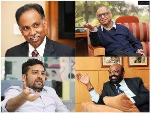 यी हुन् भारतको प्रविधि जगतका शीर्ष १० अर्बपतिहरु
