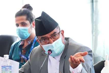 काठमाडौँका सिडिओ दाहाललाई कोरोना संक्रमण पुष्टि