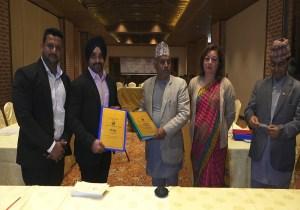 नेपाल र भारतका आइसिटी कम्पनीबची सम्झौता