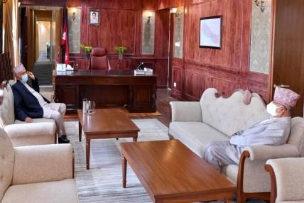 भीम रावल र सुवास नेम्वाङको नेतृत्वमा कार्यदल गठन ( कार्यदलका सदस्य नामावली सहित)