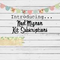 NEW Noel Mignon Site & Subs and a Cricut Share