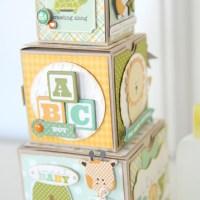 Carta Bella Paper: Baby Boy Blocks