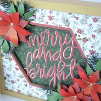 Christmas Delivery Details 2 Enjoy Frame & a GIVEAWAY!