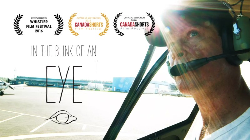 In The Blink of an Eye – Documentary