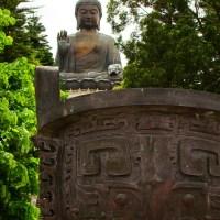 Visiting the Giant Buddha and Po Lin Monastery of Lantau Island, Hong Kong.