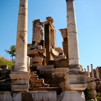 Ephesus home to one of the Seven Wonders of the Ancient World