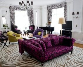 Diane von Furstenberg designed suites at Claridges, London