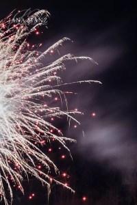 Feuerwerk, Muldental, Sachsen, Schiffsmühle, Silvester