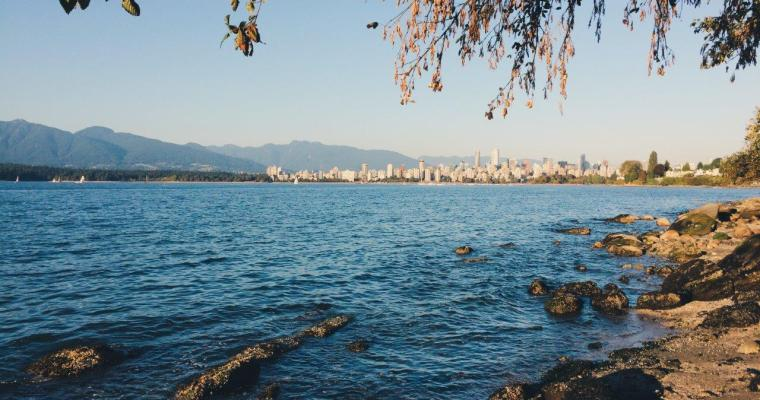 Where to Watch the Sunset in Vancouver: Jean Beaty Park