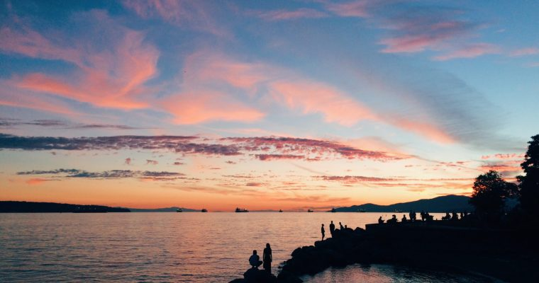 Where to Watch the Sunset in Vancouver: English Bay