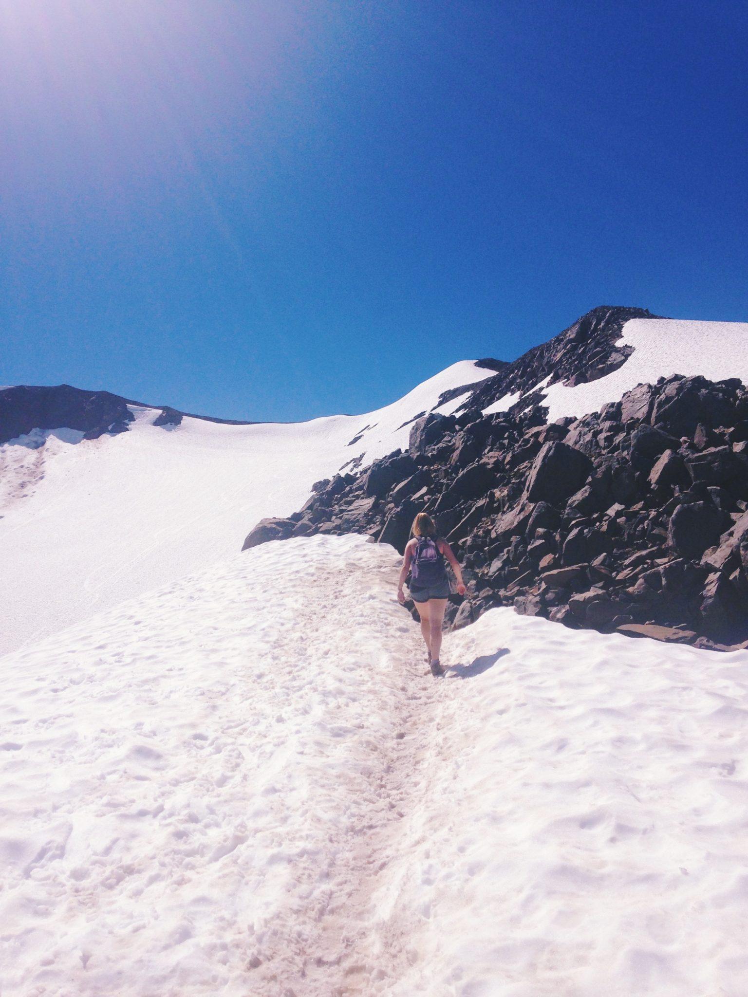 jana meerman panorama ridge hike