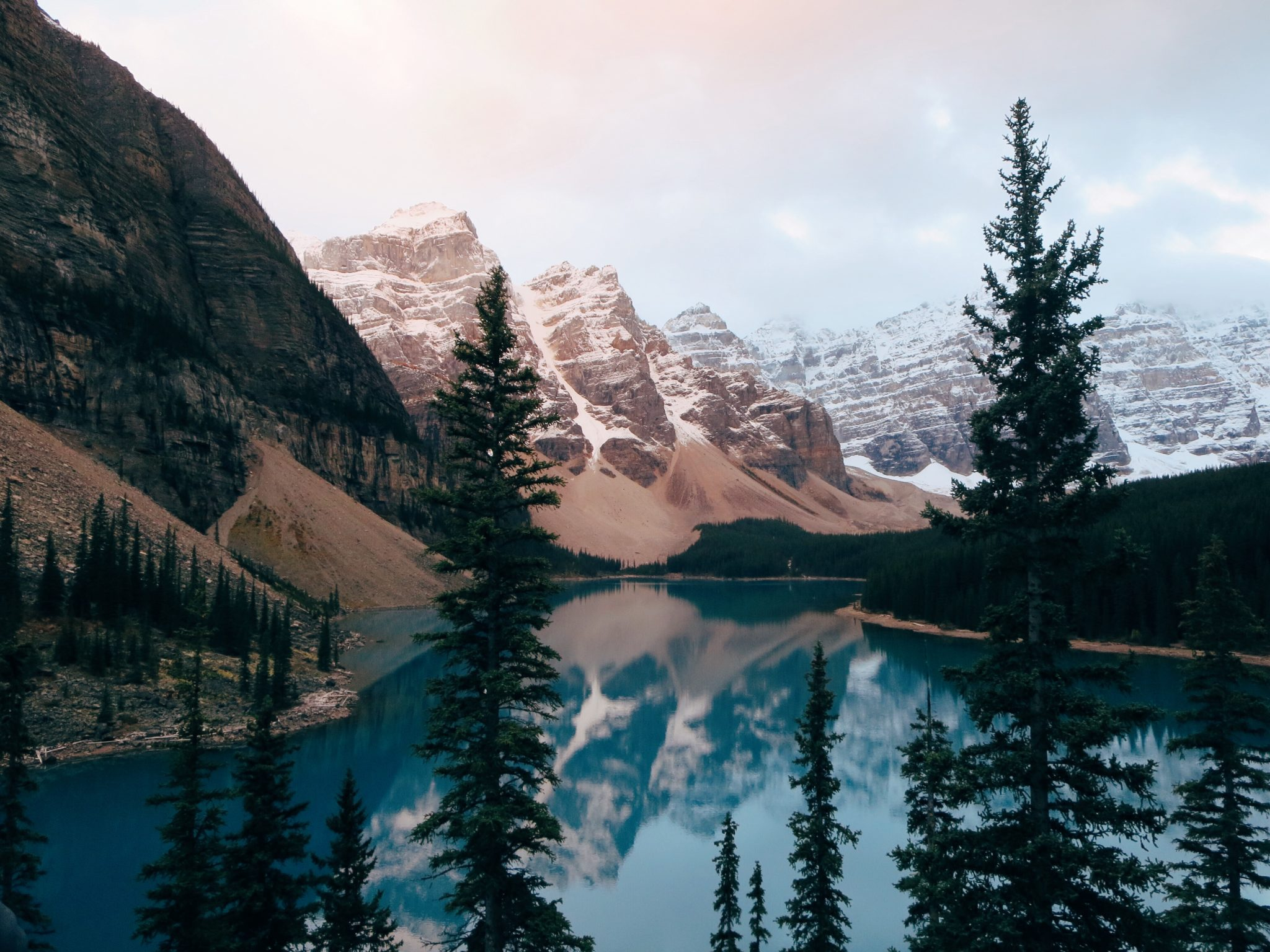 Banff's Most Beautiful Lakes: Moraine Lake & Lake Louise